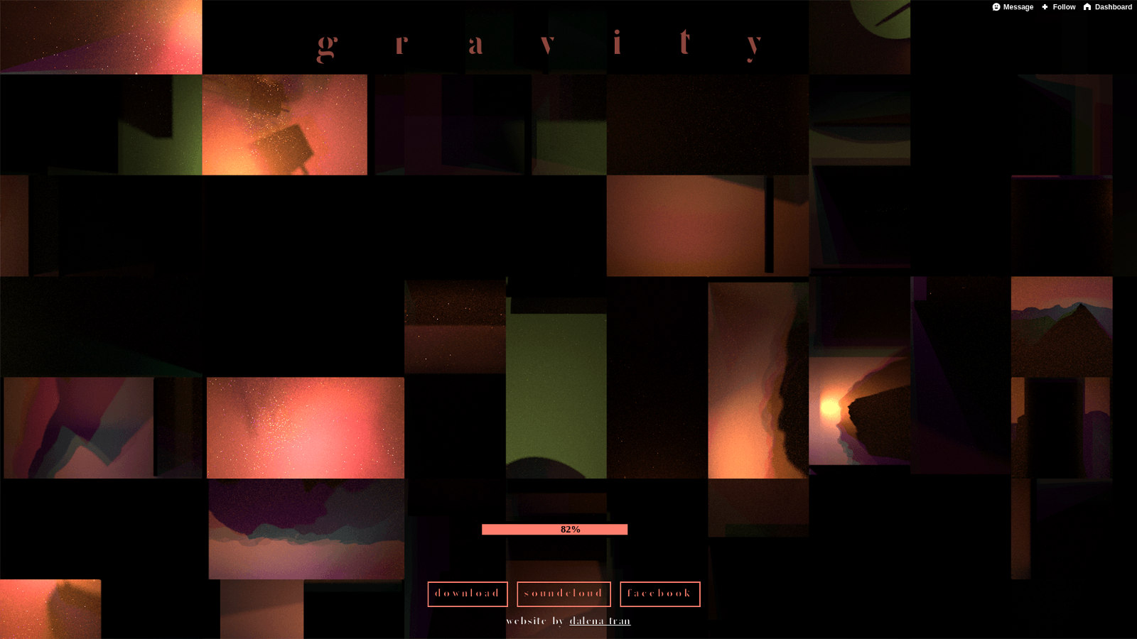 Gravity Installation preview