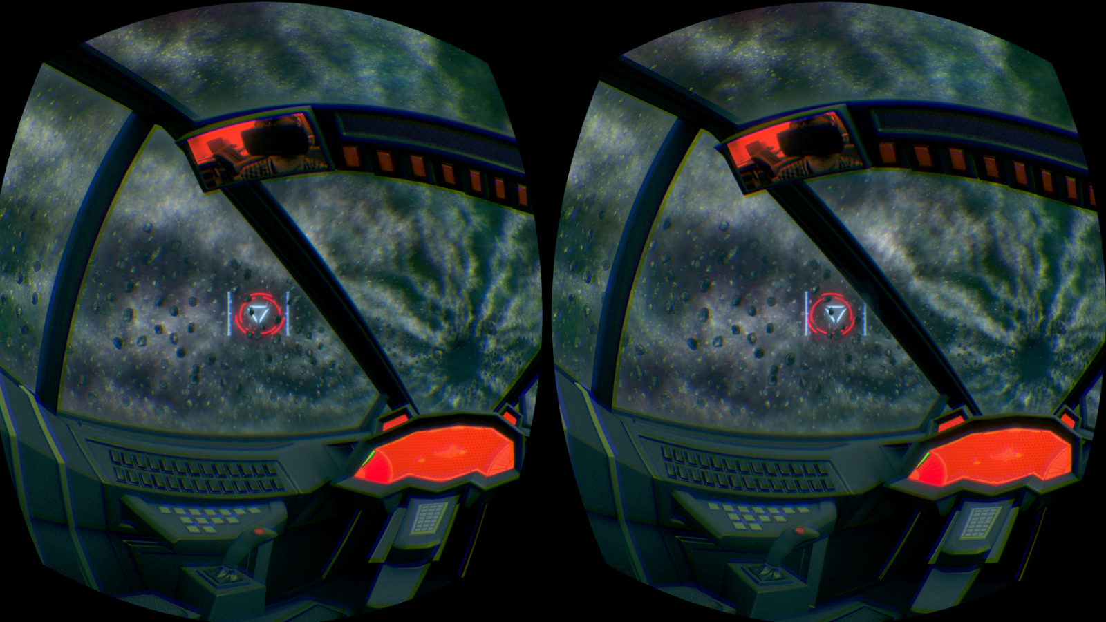 Space Disaster VR preview