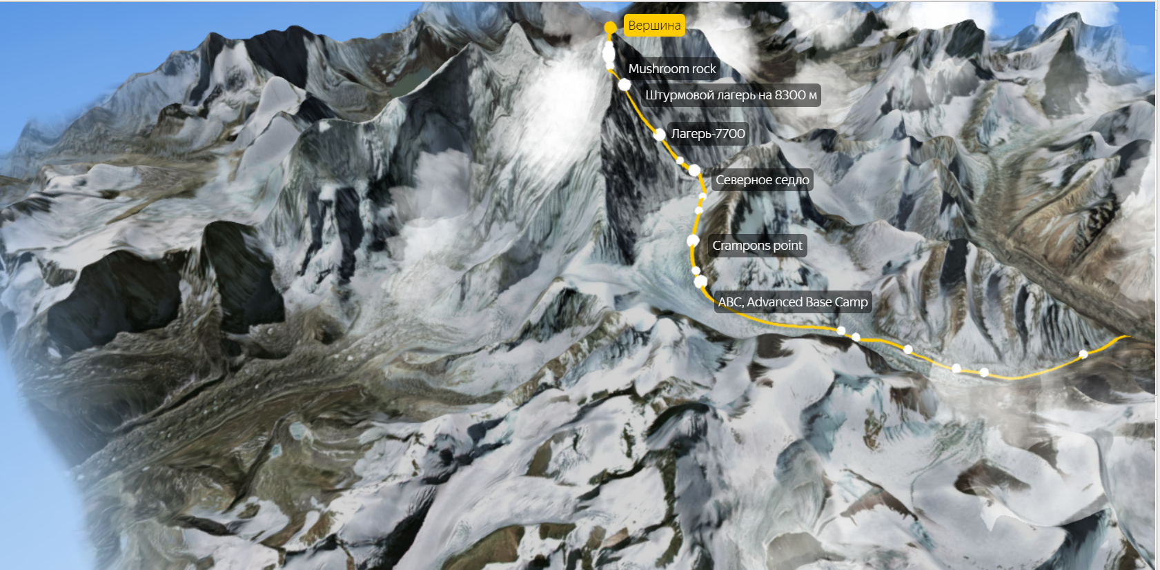 Everest Panorama preview