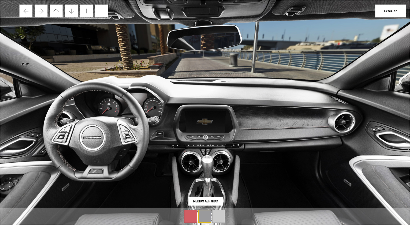 Chevrolet 3D Car Configurator preview