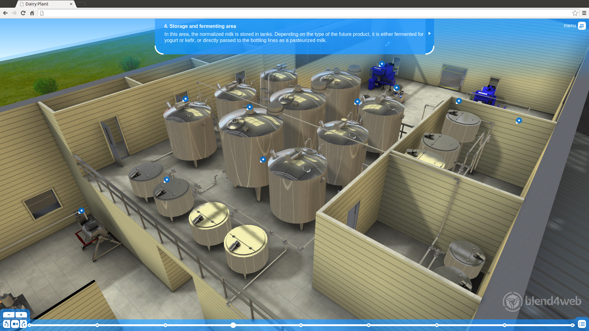 Dairy Plant preview