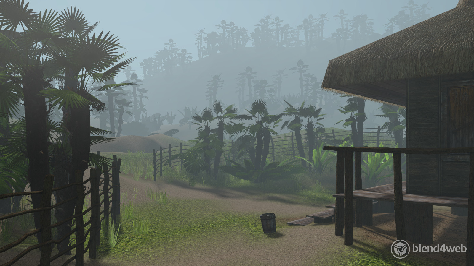 Jungle Outpost preview