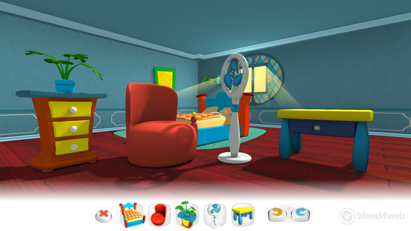 Furnishing a Room preview