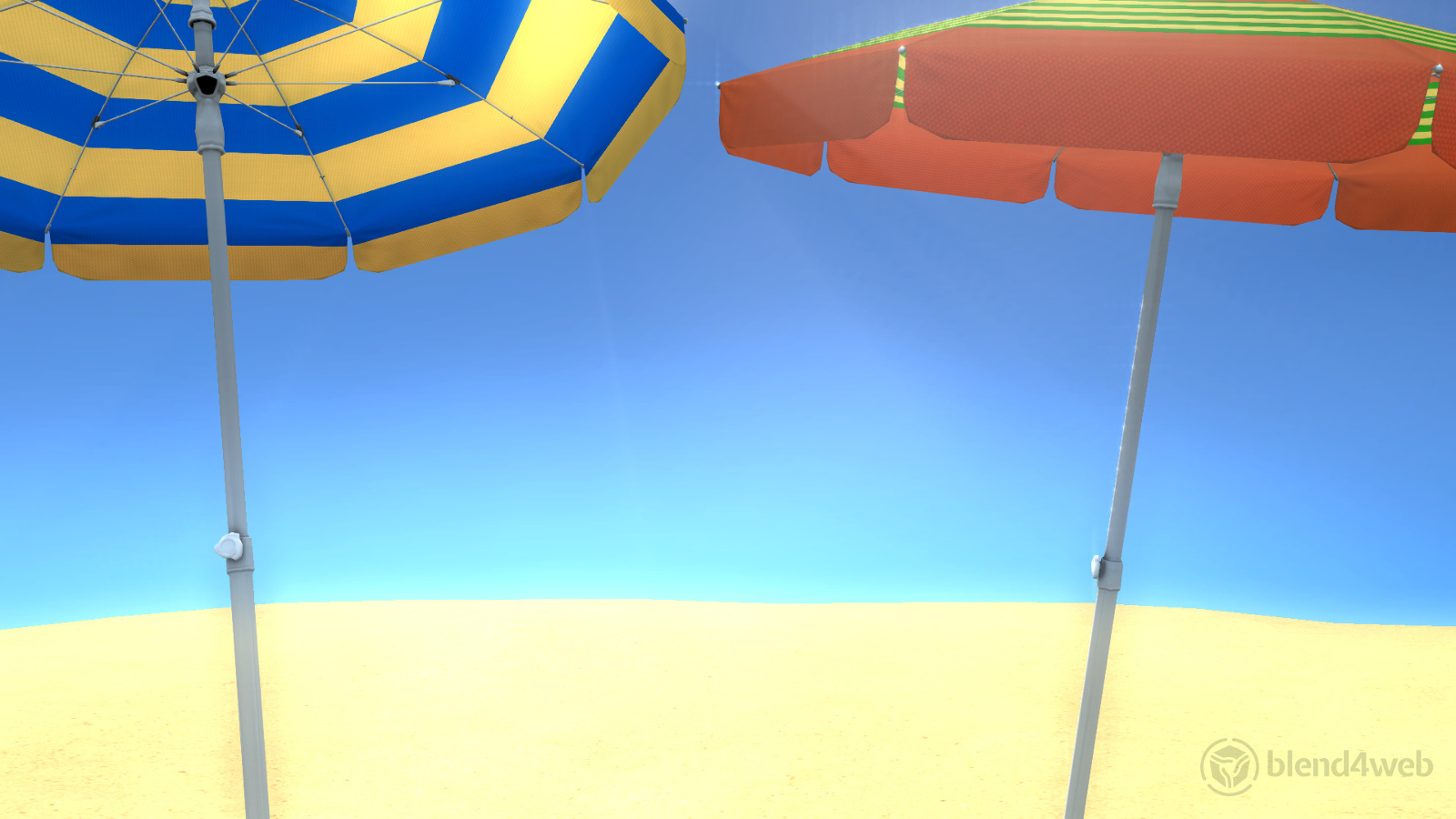 Beach Umbrella preview