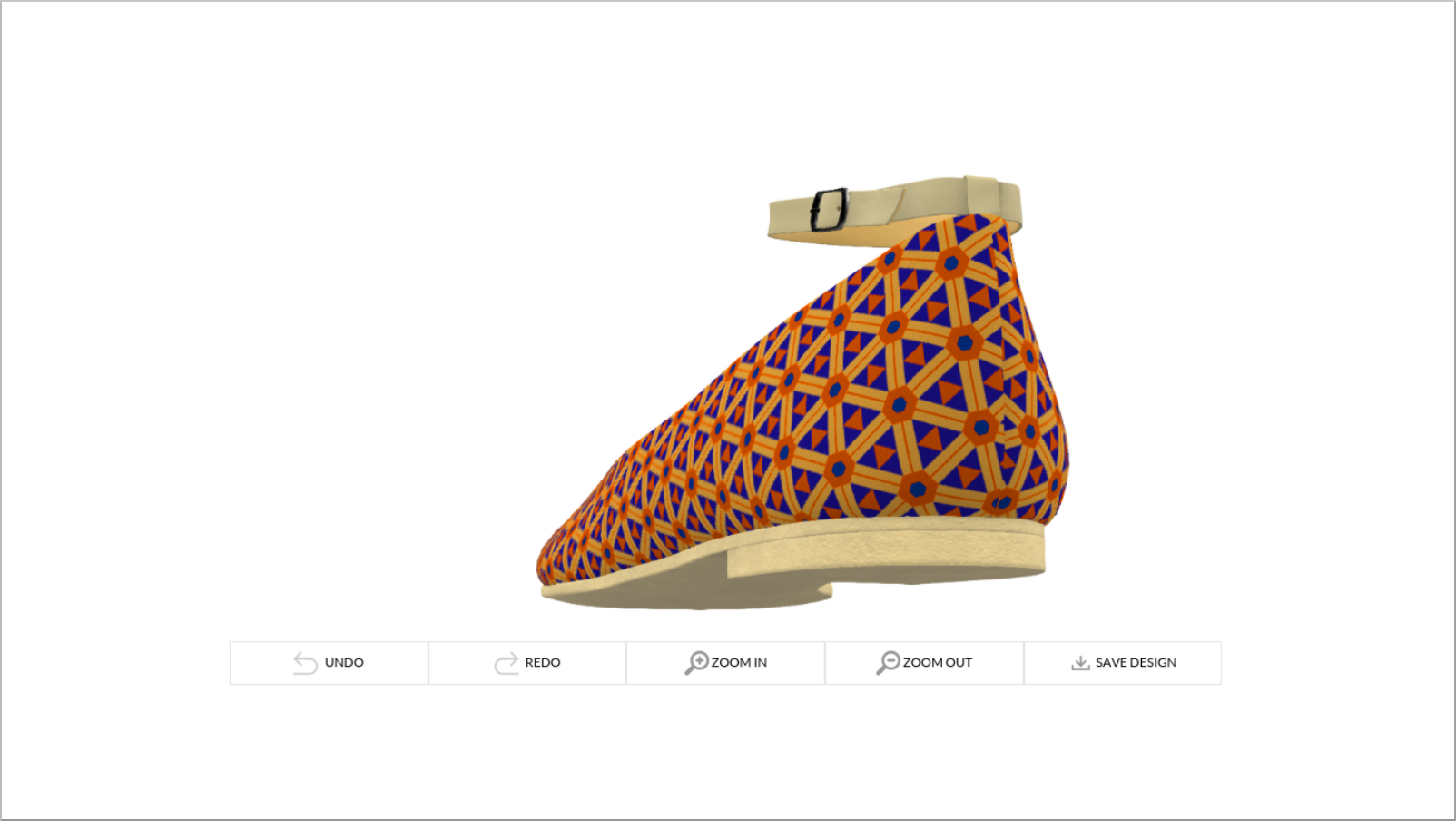 Shoe Customizer preview