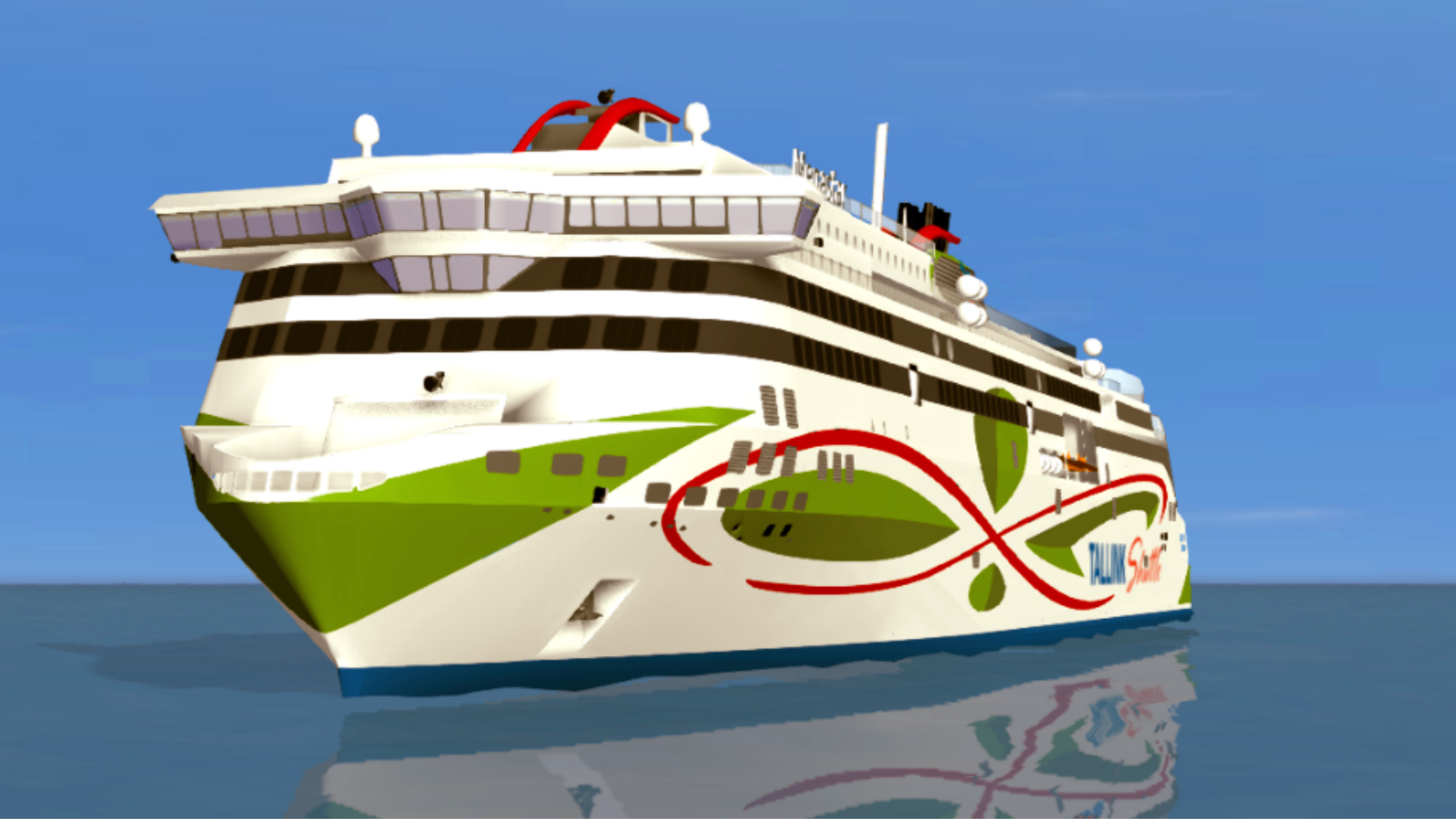 Cruise Ship preview