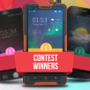 Contest Smartphone Presentation: Results