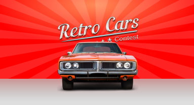 New Contest: Retro Cars!