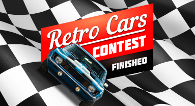 Retro Car Contest: Results!