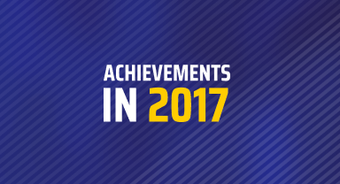 Achievements In 2017