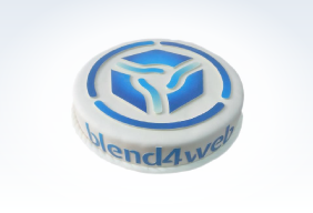 Blend4Web Official Site Launch and the First Release