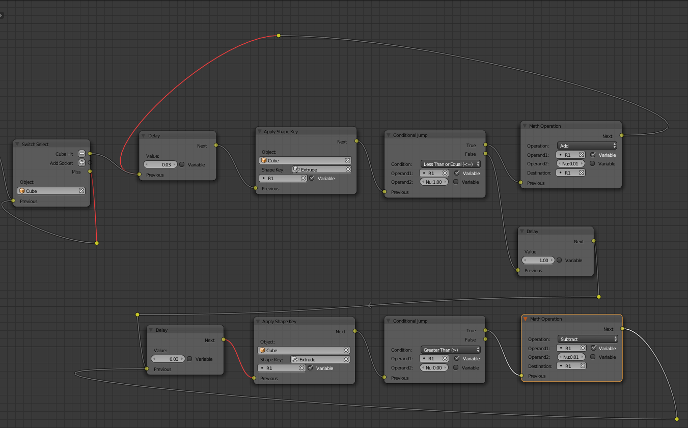 How to animate shape key transitions? | Blend4Web