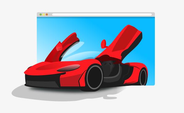 Online car configurator Web Car Configurator ZeroLight